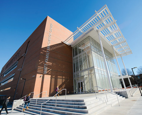 The Watt Family Innovation Center